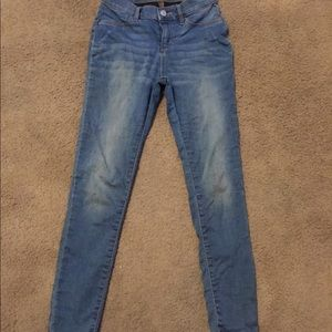 Girls Old Navy Ballerina Jeans Size 12